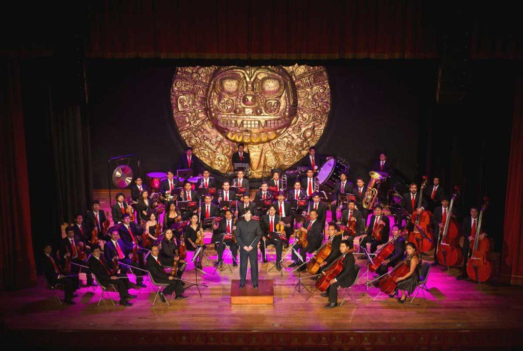 Orquesta sinfonica del cusco