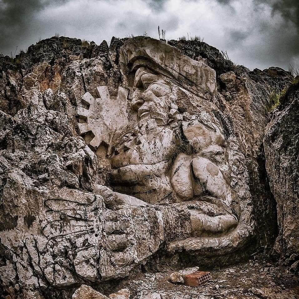 Esculturas en Cusco