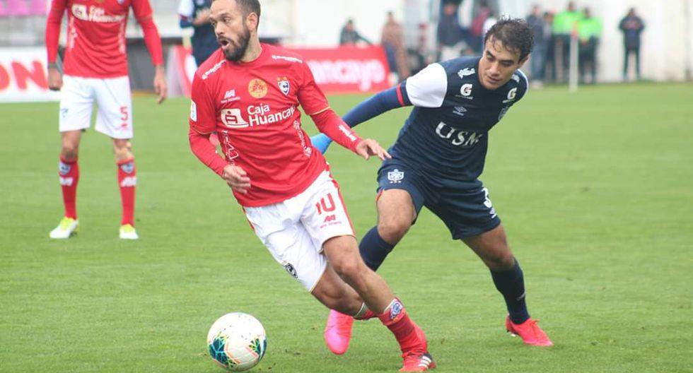 Cienciano venció a San Martín en Cusco 4-0 - Liga 1 Movistar