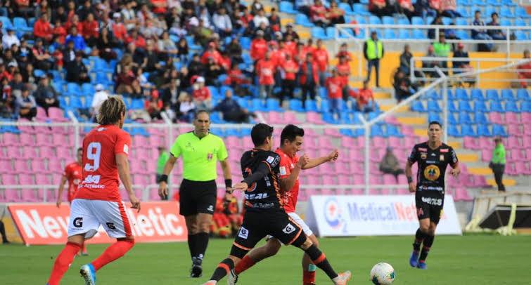Cienciano no pudo de local y perdió 1  a 4 con Ayacucho FC