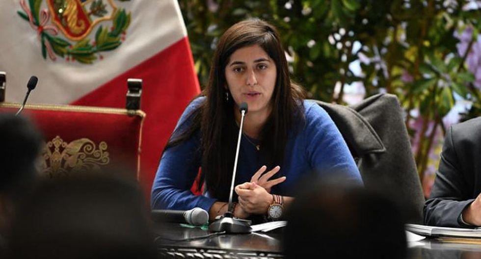 Maria Antonieta Alva - Ministra de Economía y Finanzas