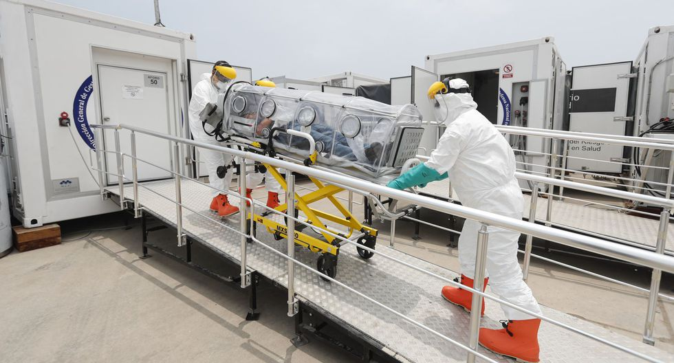 Minsa confirma nueve casos de infectados por Coronavirus en Perú