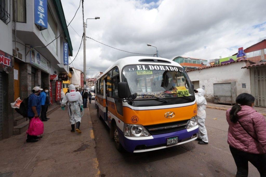 Ampliar Horarios de Mercados y Transporte