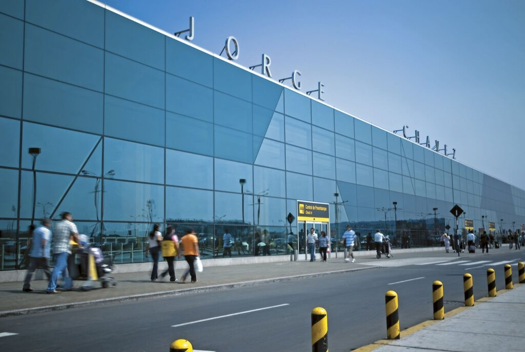 Aeropuerto de Jorge Chavez
