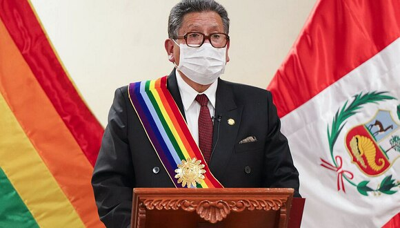 Alcalde Ricardo Valderrama