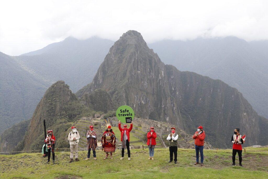 safe Travels Machu Picchu